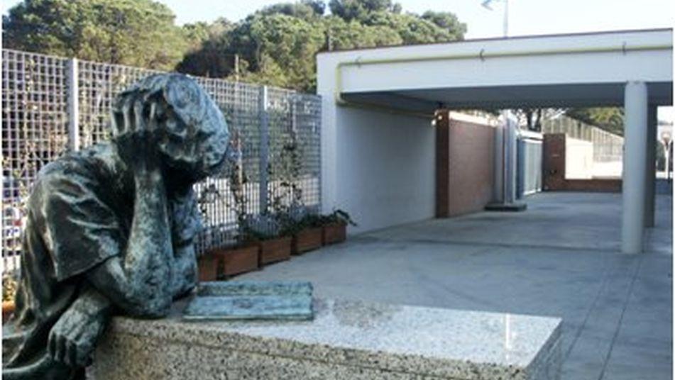 Entrada Institut Giola de LLinars del Vallès